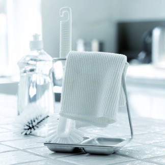 Steelfunction opvaskebørstestativ hvd