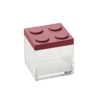 NHM6410RO BRICKSTORAGE 0,5 LTR RED 800X800
